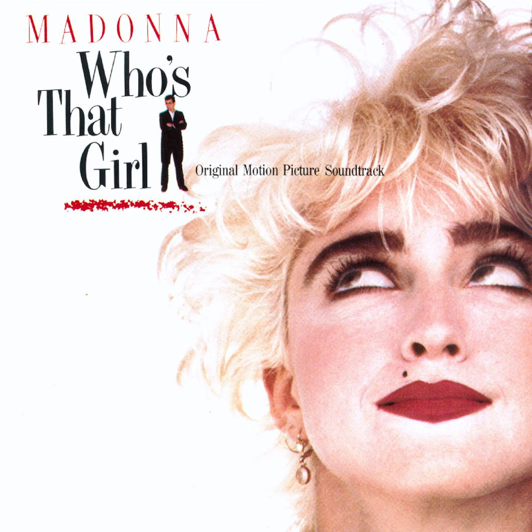 Madonna ‎– Who's That Girl | Vinyl Transparente Edición Limitada
