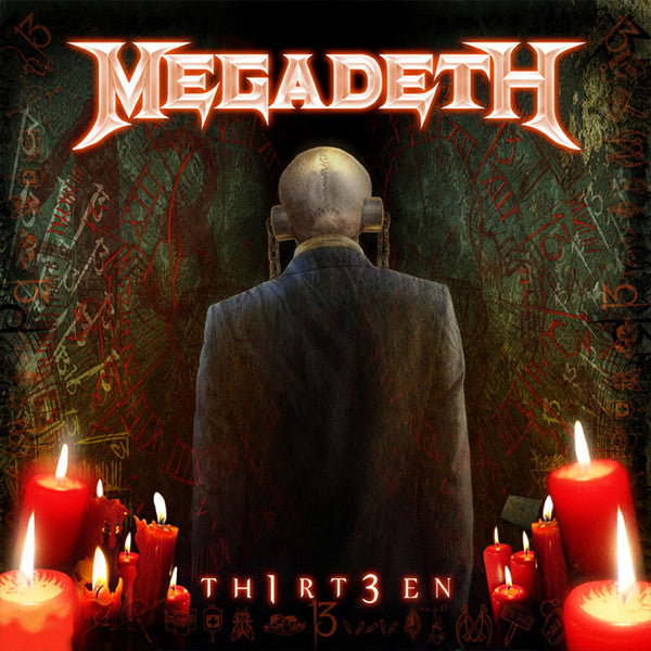 Megadeth - Th1rt3en | Vinyl Doble