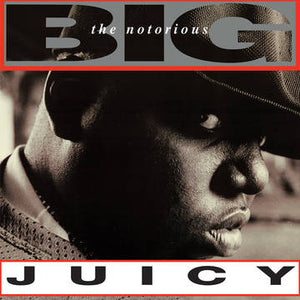 The Notorious B.I.G. - Juicy | Vinyl Transparente/Negro Marmolado Edición Limitada [RSD18]