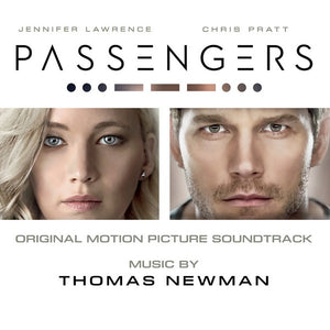 Thomas Newman ‎– Passengers (Original Motion Picture Soundtrack) | Vinyl Doble