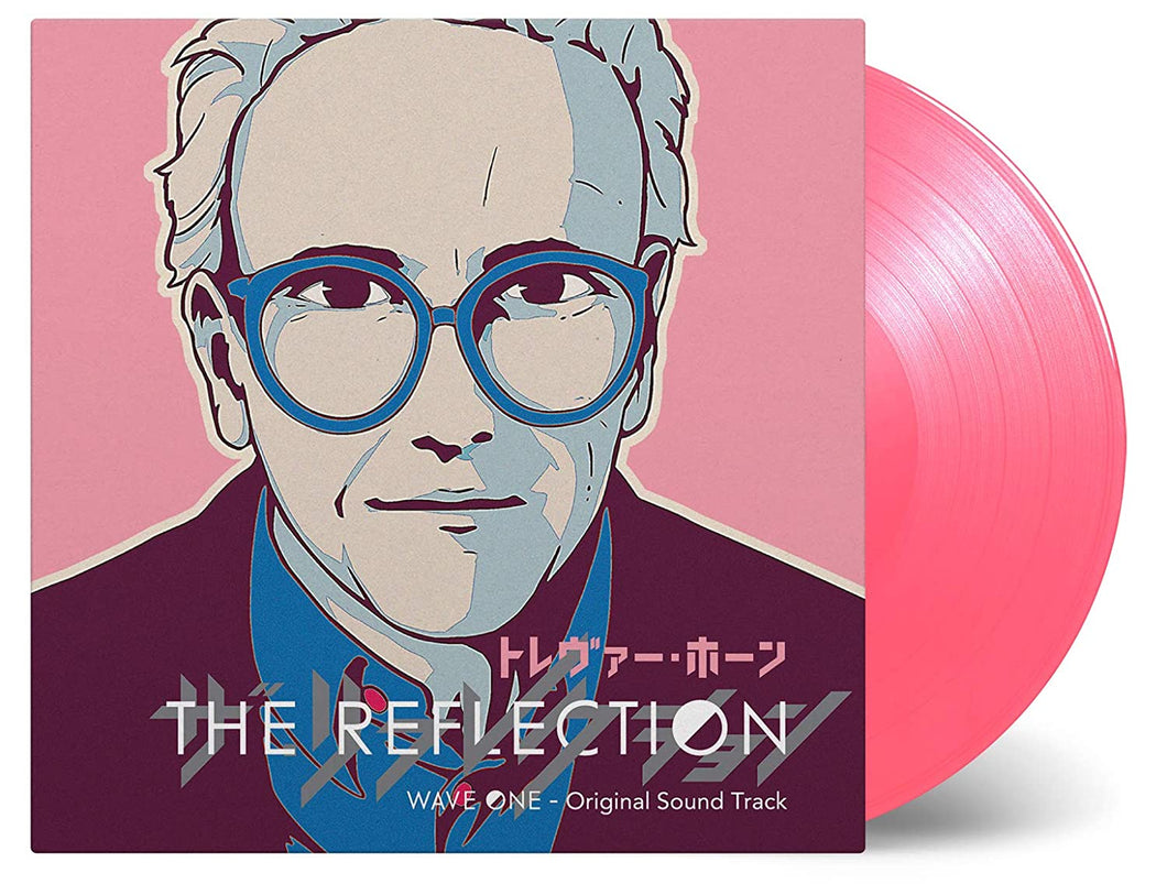 Trevor Horn - The Reflection (Wave One - Original Soundtrack) | Vinyl Doble Color Rosa Edición Limitada