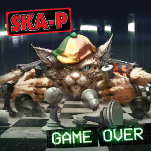 Ska-p - Game Over | Vinyl Doble