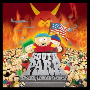 V/A - OST South Park: Bigger, Longer & Uncut | 2LP Rojo y Naranja [RSD19]