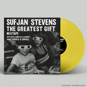 Sufjan Stevens - The Greatest Gift (Outtakes, Remixes & Demos From Carrie & Lowell) | Vinyl Amarillo