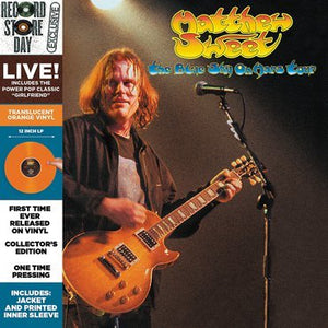 Matthew Sweet ‎– The Blue Sky On Mars Tour | Vinyl Color Naranja Edición Limitada [RSD19]