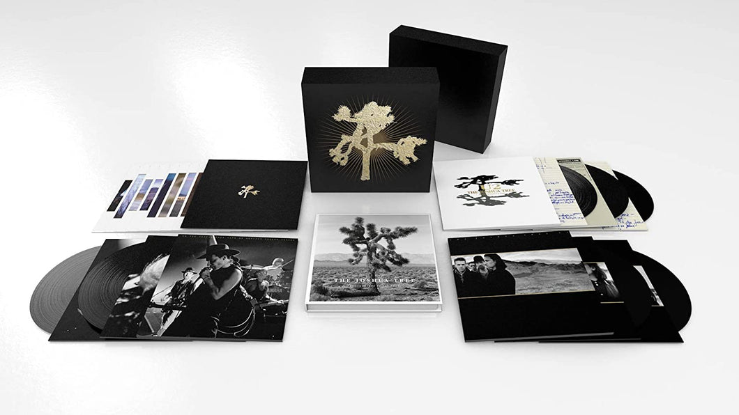 U2 - The Joshua Tree Edición del 30 Aniversario 7LP Box Set