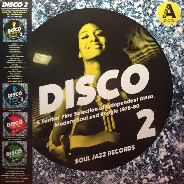 Various Artists - Disco 2: A Further Fine Selection Of Independent Disco, Modern Soul & Boogie 1976-80 Record A | Vinyl Doble