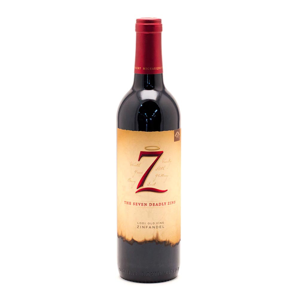 Michael David Seven Deadly Zins Zinfandel 2017