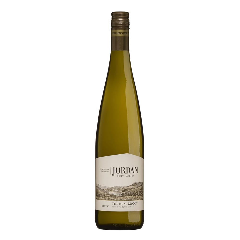 Jordan The Real McCoy Riesling 2018