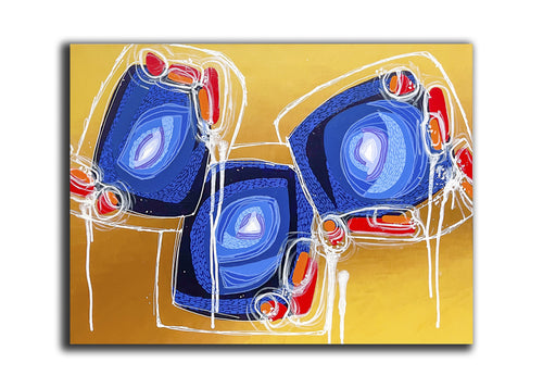 shop intuitive abstract art online