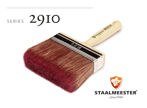 Staalmeester Wall Brush #14