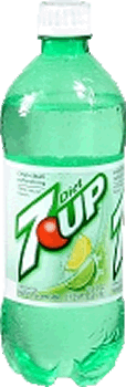 7 Up DIET 20 oz