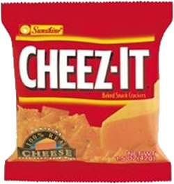 Cheez-It Original 3 oz