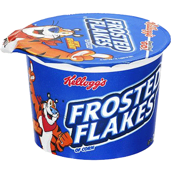 Kellogg's Frosted Flakes Cereal 2.1 oz