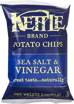 Kettle Sea Salt & Vinegar 2 oz