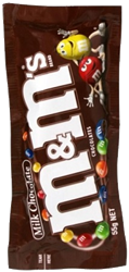 M&M's Milk Choc Sharing Size 3.14 oz