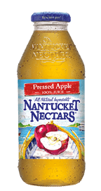 Nantucket Nectars PRESSED APPLE 16 oz