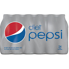Diet Pepsi Bottle 20 oz 24 pk