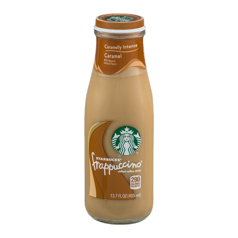 Starbucks Caramel Frappuccino Bottle 13.7 oz