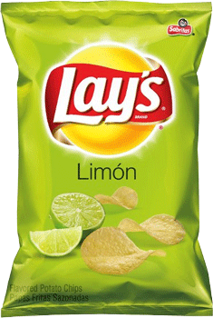 Lay's Limon XVL 2.5 oz