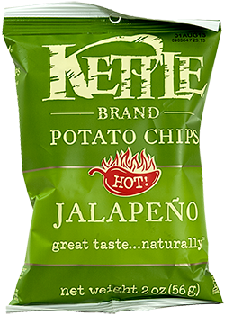 Kettle Jalapeno 2 oz