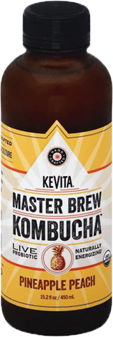 Kevita Kombucha Pineapple Peach 15.2 oz
