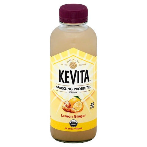 Kevita Lemon Ginger