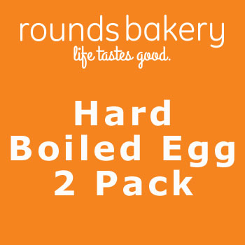 Hard Boiled Egg 2 Pack