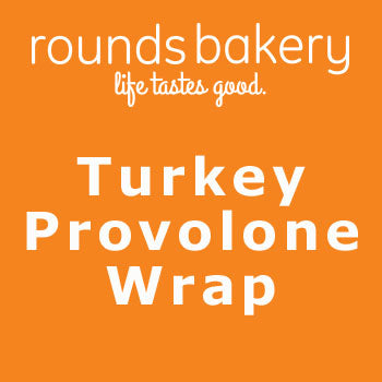 Turkey Provolone Wrap