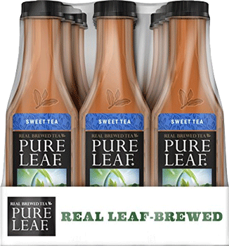 Pure Leaf Sweet Tea Bottle 18.5 oz 12 pk