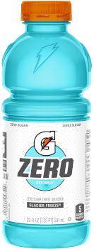 Gatorade Zero Glacier Freeze 20 oz
