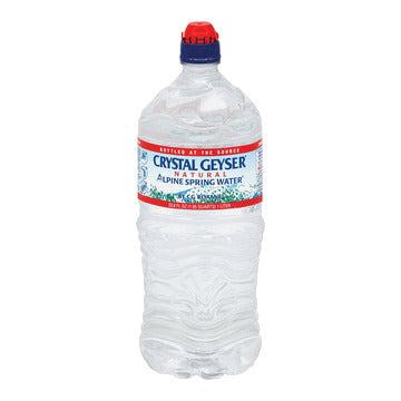 Crystal Geyser Water 23.6 oz