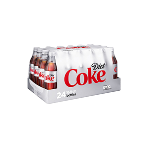 Diet Coke 20oz 24ct