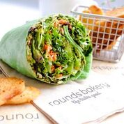 Rabbit Food Wrap
