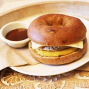 Rise & Shine Breakfast Bagel