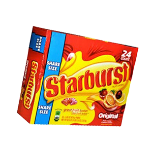 Starburst Original Fruit Chews 24 ct