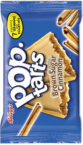 Pop Tart Brown Sugar 3.67 oz, 6 ct