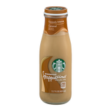 Starbucks Caramel Frappuccino Bottle 13.7 oz,  12 ct case