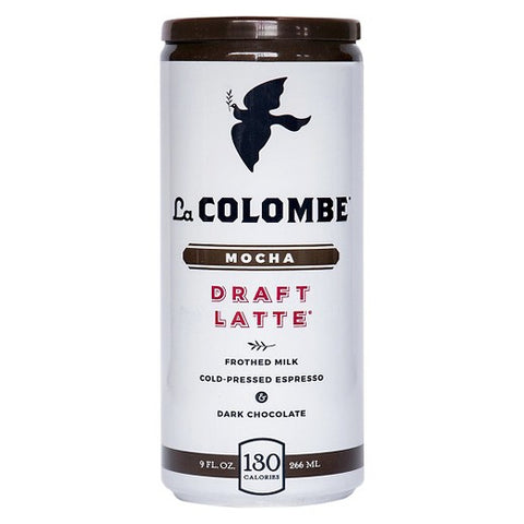 La Colombe Mocha Draft Latte 9 oz 12pk