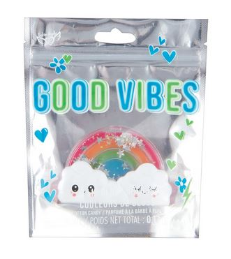 Good Vibes Rainbow Lip Gloss