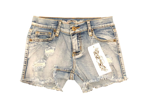 So Nikki Denim Shorts