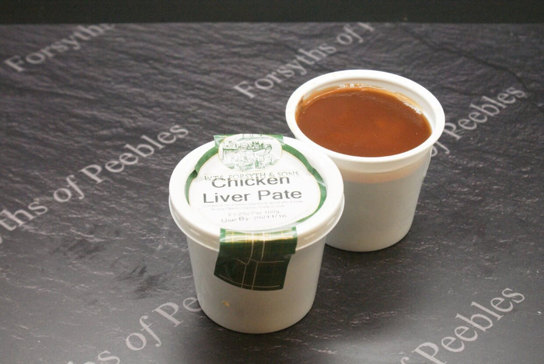 Chicken Liver Pate (Large Round)