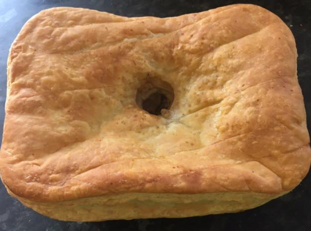 1/2 LB STEAK PIE