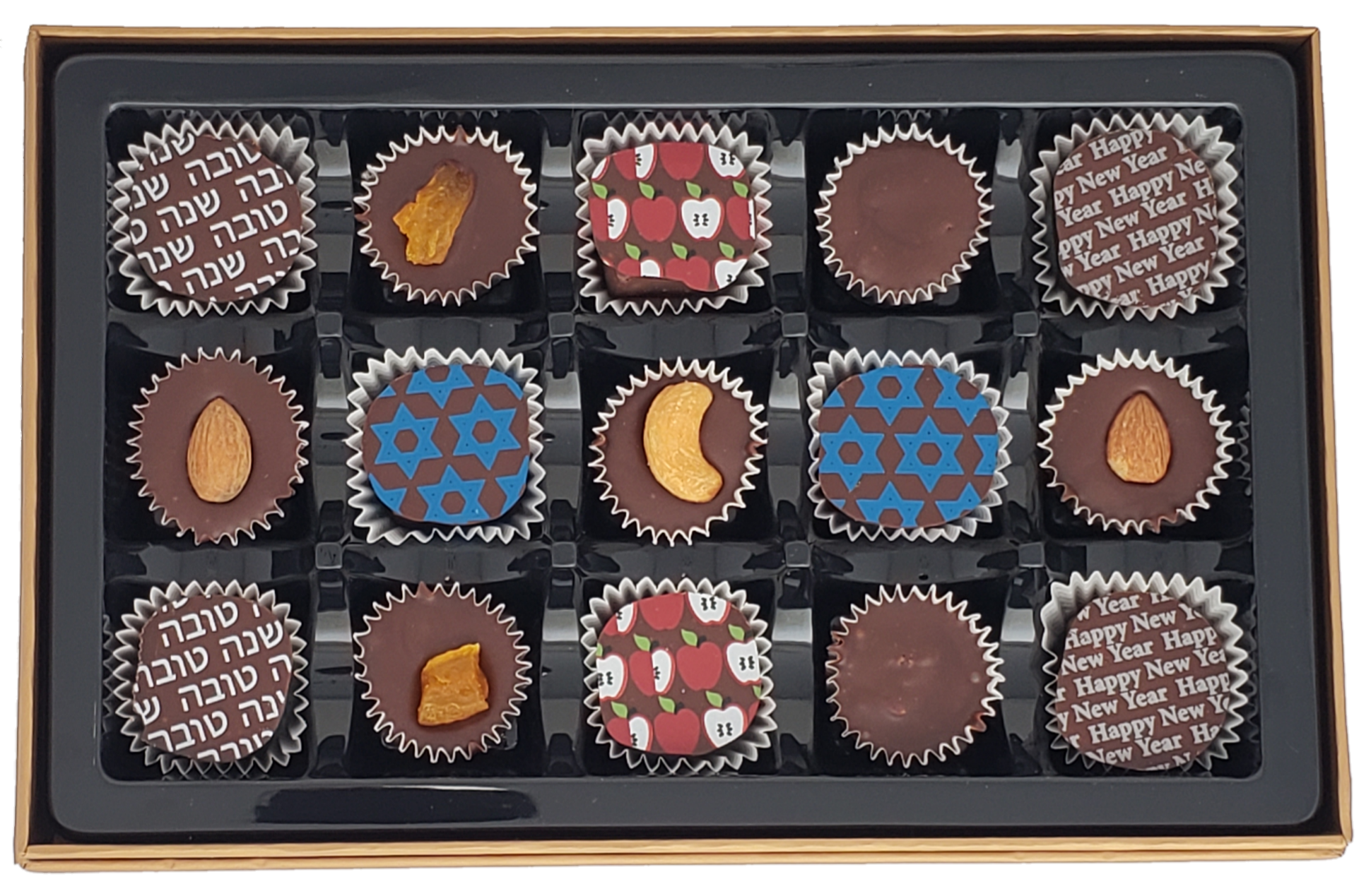 Rosh Hashana Gift Box 15 Pieces