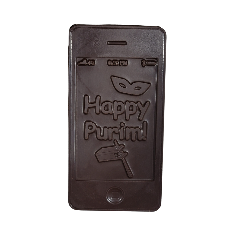 Solid Purim Iphone ( 4 Pack )