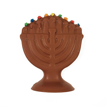 Miami Beach 3D Chocolate Menorah