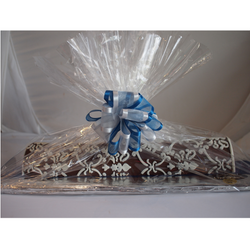 Hazelnut Chocolate Log Large (Vegan/Parve)