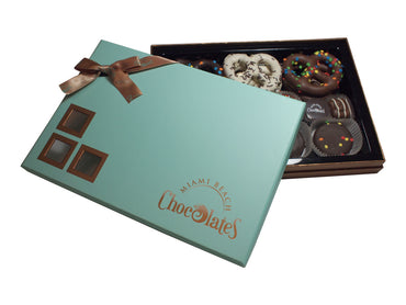 Miami Beach Chocolates Combo Box