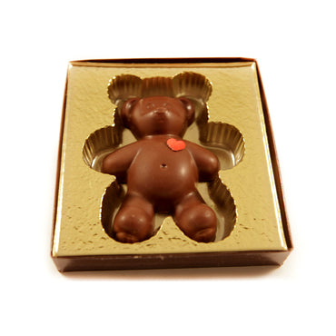 Miami Beach Chocolate LOVE Teddy Bear