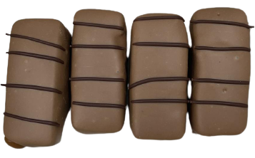 4 Pc Caramel turtle rolls (2 Pack)
